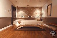 Spa Centrale Parc massothérapie massage soin esthétique Plateau