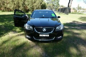 2013 Holden Commodore VF MY14 International Sportwagon Black 6 Speed Sports Automatic Wagon East Maitland Maitland Area Preview