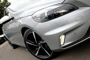 2014 Volvo V40 M MY15 T5 R-Design Electric Silver 8 Speed Automatic Hatchback Dee Why Manly Area Preview