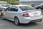 2010 Ford Falcon FG XR6 50th Anniversary Silver 6 Speed Sports Automatic Sedan Narre Warren Casey Area Preview