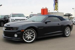 2013 Chevrolet Camaro SS Sports Car