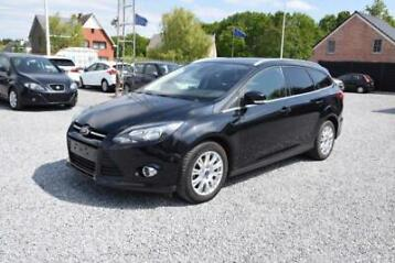 Ford Focus 1.6 TDCi ECOnetic Tech. Titanium **12 M ...