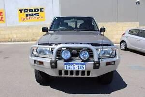 1999 Nissan Patrol ST 4.2 Turbo Diesel Wagon Wangara Wanneroo Area Preview