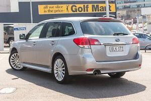 2009 Subaru Liberty B4 MY09 Premium AWD Silver 4 Speed Sports Automatic Wagon Brookvale Manly Area Preview