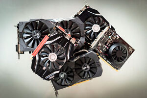LOOKING FOR RX470, RX480, RX570, RX580