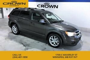 2017 Dodge Journey SXT AWD ** ONLY 5000 KMS** Save Thousands off