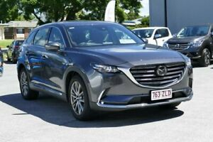2019 Mazda CX-9 TC GT SKYACTIV-Drive Grey 6 Speed Sports Automatic Wagon Capalaba Brisbane South East Preview
