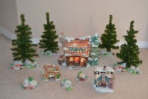 MOOSE Ornaments Set for Winter/Christmas & Year-Round Decor