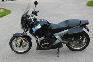 NOW HERE'S A DEAL! My Buell Blast 500cc For your Smaller Bike!