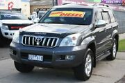 2007 Toyota Landcruiser Prado KDJ120R Grande Grey 5 Speed Automatic Wagon Altona North Hobsons Bay Area Preview