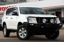 2012 Toyota Landcruiser Prado KDJ150R GX Glacier 6 Speed Manual Wagon Woolloongabba Brisbane South West Preview