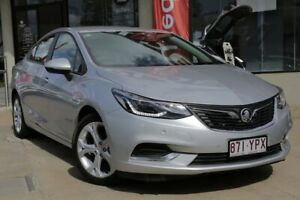 2017 Holden Astra BL MY17 LT Silver 6 Speed Sports Automatic Sedan East Toowoomba Toowoomba City Preview