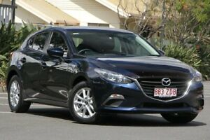2015 Mazda 3 BM5478 Neo SKYACTIV-Drive Blue 6 Speed Sports Automatic Hatchback Chermside Brisbane North East Preview