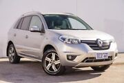 2013 Renault Koleos H45 Phase III Bose Silver 1 Speed Constant Variable Wagon Bellevue Swan Area Preview