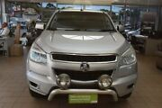 2013 Holden Colorado RG MY14 LT Crew Cab Silver 6 Speed Sports Automatic Utility Belconnen Belconnen Area Preview