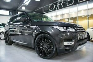 2014 Land Rover Range Rover LW Sport 3.0 SDV6 Autobiography Causeway Grey 8 Speed Automatic Wagon Port Melbourne Port Phillip Preview