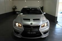 2009 Holden Special Vehicles GTS E2 Series Silver 6 Speed Auto Active Sequential Sedan Pennington Charles Sturt Area Preview