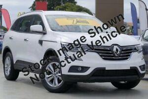 2018 Renault Koleos HZG Life X-tronic Silver 1 Speed Constant Variable Wagon Bentleigh Glen Eira Area Preview