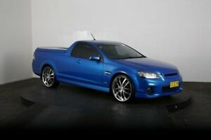 2011 Holden Commodore VE II SV6 Blue 6 Speed Manual Utility McGraths Hill Hawkesbury Area Preview