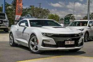2019 Chevrolet Camaro MY19 2SS Summit White 10 Speed Sports Automatic Coupe Aspley Brisbane North East Preview