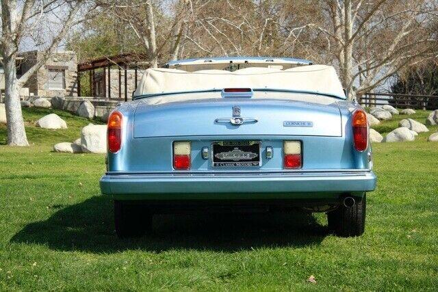 Image 6 Coche Americano usado Rolls-Royce Corniche 1991