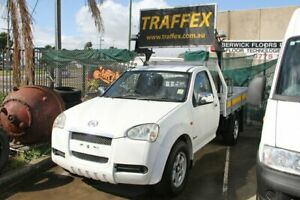 2010 Great Wall V240 TRAFFIC CONTROL 5 Speed Manual Utility Carrum Downs Frankston Area Preview