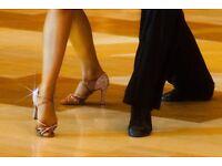 Wedding dance Classes in East London with Rangel