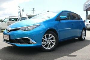 2017 Toyota Corolla ZRE182R Ascent Sport S-CVT Blue 7 Speed Constant Variable Hatchback Earlville Cairns City Preview