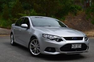 2013 Ford Falcon FG MkII XR6 Silver 6 Speed Sports Automatic Sedan St Marys Mitcham Area Preview