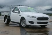 2016 Ford Falcon FG X Super Cab White 6 Speed Sports Automatic Cab Chassis Portsmith Cairns City Preview
