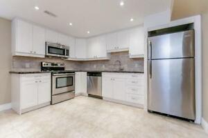 Modern Legal Basement Apartment for Rent - Close to GO station