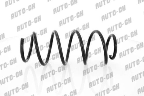 2 FRONT COIL SPRINGS FOR SKODA FABIA 1,2 1,4 2000-
