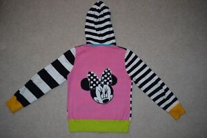 Girl's Size 10 Tops: Triple Flip, Justice, Minnie Mouse Sweater