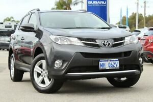 2014 Toyota RAV4 ZSA42R MY14 GXL 2WD Grey 7 Speed Constant Variable Wagon Greenfields Mandurah Area Preview