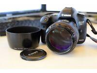 Canon 85mm f/1.2 II USM
