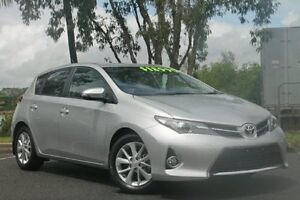 2014 Toyota Corolla ZRE182R Ascent Sport S-CVT Silver 7 Speed Constant Variable Hatchback Bungalow Cairns City Preview