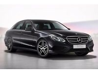 PCO Mercedes E Class 2014+ for Hire/Rent - Executive vehicles available from £240pw