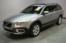 2010 Volvo XC70 BZ MY11 D5 Geartronic Grey 6 Speed Sports Automatic Wagon Old Guildford Fairfield Area Preview
