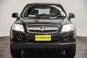 2009 Holden Captiva CG MY10 SX AWD Black 5 Speed Sports Automatic Wagon Edgewater Joondalup Area Preview