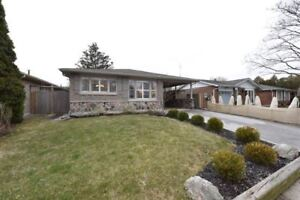 Detached 4 Level Split Home - Open House May 13 (2-4 PM)