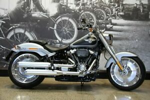 2019 Harley-Davidson FAT BOY 114 (FLFBS) Road Bike 1868cc Blacktown Blacktown Area Preview