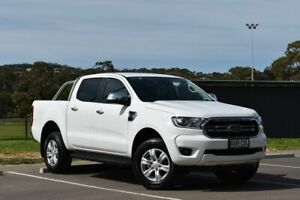 2019 Ford Ranger PX MkIII 2019.00MY XLT White 10 Speed Sports Automatic Super Cab Pick Up St Marys Mitcham Area Preview