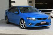 2010 Ford Falcon FG XR6 50th Anniversary Blue 6 Speed Sports Automatic Sedan Robina Gold Coast South Preview