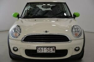 2012 Mini Hatch R56 LCI RAY White 6 Speed Manual Hatchback