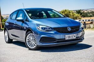 2016 Holden Astra BK MY17 R Blue 6 Speed Sports Automatic Hatchback Christies Beach Morphett Vale Area Preview