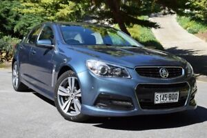 2014 Holden Commodore VF MY14 SV6 Blue 6 Speed Sports Automatic Sedan St Marys Mitcham Area Preview