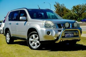 2009 Nissan X-Trail T31 TL Silver 6 Speed Sports Automatic Wagon Clarkson Wanneroo Area Preview