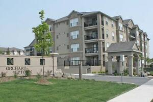 2 Bedrooms + 2 Baths in spacious Orchard Uptown condo