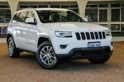 2016 Jeep Grand Cherokee WK MY15 Laredo White 8 Speed Sports Automatic Wagon Willagee Melville Area Preview
