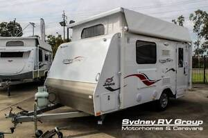 CU1012 Jayco Starcraft Pop Top - Compact, Light Weight AS NEW! Penrith Penrith Area Preview